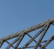 The Story Bridge, Brisbane by GiulioSaggin