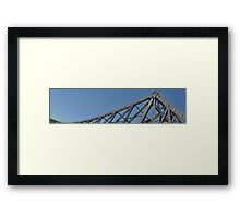 The Story Bridge, Brisbane Framed Print