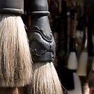 Beijing Brushes by Stephen Greaves