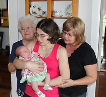 Four Generations by Jenelle  Irvine