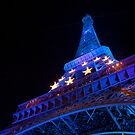 Eiffel Tower by Stephen Greaves