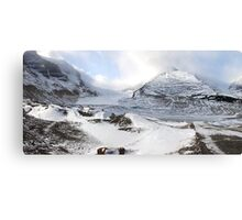Early Winter in The Rockies #1 Canvas Print