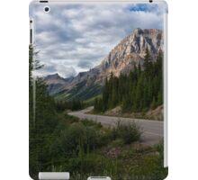 Icefields Parkway in Bloom iPad Case/Skin