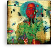 OH! Canvas Print