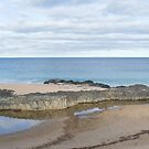 Back Beach Panorama by pennyswork