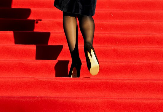 The red carpet by Jean  Malnory