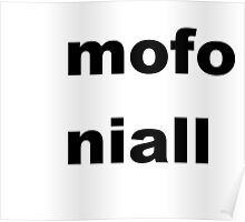 mofo niall Poster
