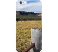 Megalong Valley, Blue Mountains, Australia  iPhone Case/Skin