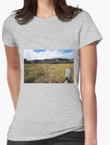 Megalong Valley, Blue Mountains, Australia  Womens Fitted T-Shirt