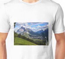 Mount Rundle Unisex T-Shirt