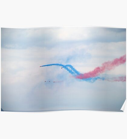 Red Arrows 6 Poster