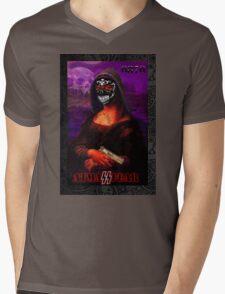 Cartel-Liza 0870 Mens V-Neck T-Shirt