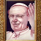 Pope John Paul by Jerry  Stith