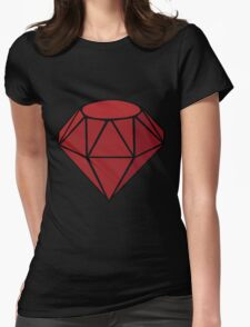 Ruby Womens Fitted T-Shirt