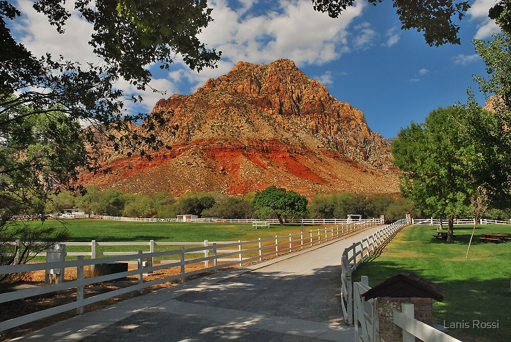 Spring Mountain Ranch  by Lanis Rossi