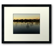 My Corner Of The World ~ Part Two Framed Print