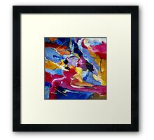Freedom To Be Framed Print