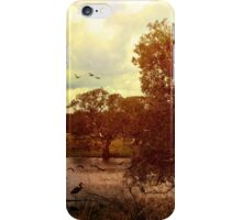End of the drought ... iPhone Case/Skin