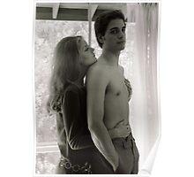 """Susan & Chris Sarandon"" Vintage 1968 Poster"