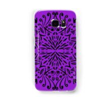 Paradise (purple background) Samsung Galaxy Case/Skin