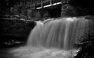 Bridge & Waterfall by Aaron Campbell