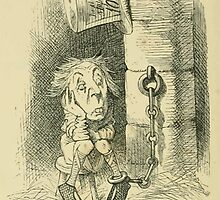 Through the Looking Glass Lewis Carroll art John Tenniel 1872 0116 Were You Ever Punished by wetdryvac