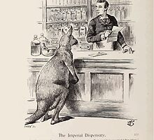 Cartoons by Sir John Tenniel selected from the pages of Punch 1901 0190 The Imperial Dispensary by wetdryvac