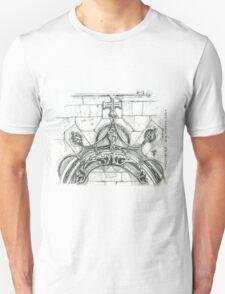 Mosteiro da Batalha sketch Unisex T-Shirt