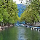 Annecy by Xandru