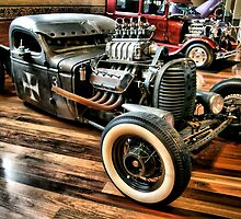 Rat Rod by Steven  Agius