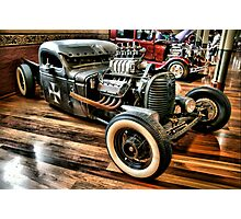 Rat Rod Photographic Print