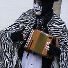 Street Musician by amylw1