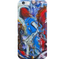 Strong enough to start, brave enough to st iPhone Case/Skin