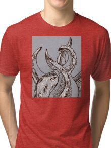 Time for Tentacles Tri-blend T-Shirt