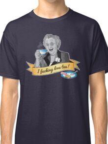 I Love Tea! Classic T-Shirt