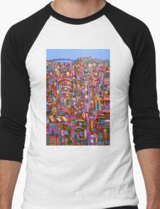 Urban Vibe Men's Baseball ¾ T-Shirt