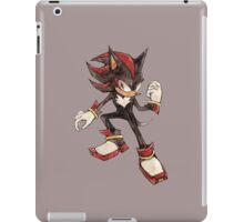 Shadow the Hedgehog iPad Case/Skin