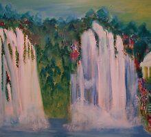 A Window Through Time-ART OF ELLA BROWN by Ella May