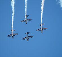 RAF Waddington 2008 by Dave Holmes