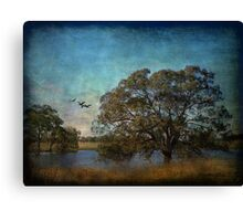 Fly away ... Canvas Print