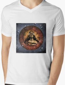 No Title 57 Mens V-Neck T-Shirt