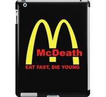 McDeath iPad Case/Skin