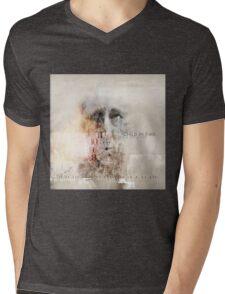No Title 46 Mens V-Neck T-Shirt