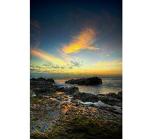 Green Reef Photographic Print