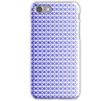 Triangular squares iPhone Case/Skin