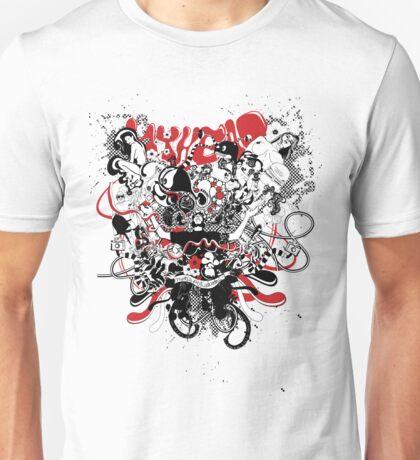 Myhead Unisex T-Shirt