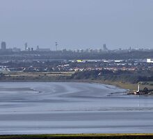 Liverpool from Overton Hill by Chris Monks