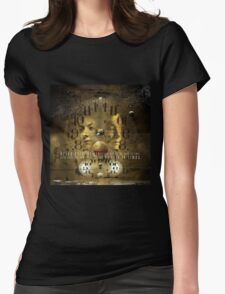 No Title 40 Womens Fitted T-Shirt