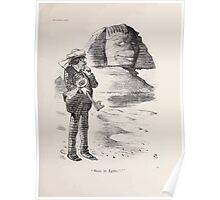 Cartoons by Sir John Tenniel selected from the pages of Punch 1901 0061 Mose in Egitto Poster
