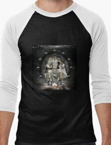 No Title 36 Men's Baseball ¾ T-Shirt